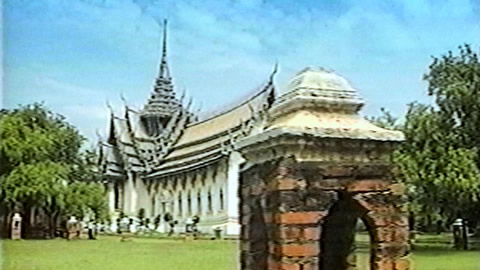 The Amazing Architecture of Thailand