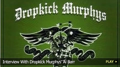 Interview With Dropkick Murphys' Al Barr