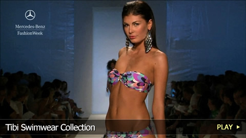 Tibi Swimwear Collection