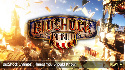 BioShock Infinite: Things You Should Know