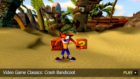 Video Game Classics: Crash Bandicoot