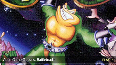 Video Game Classics: Battletoads