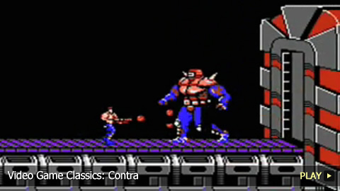 Video Game Classics: Contra