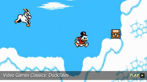 Video Game Classics: DuckTales