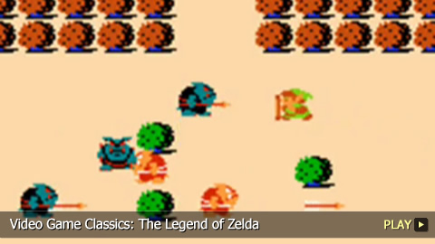 Video Game Classics: The Legend of Zelda