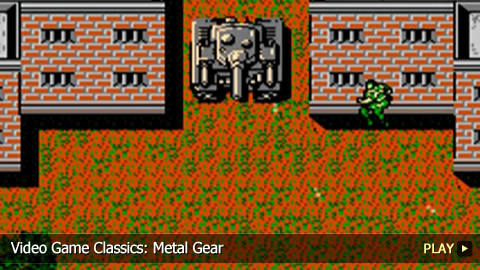 Video Game Classics: Metal Gear