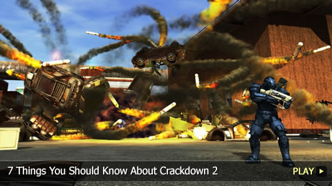 7 Things You Should Know About Crackdown 2