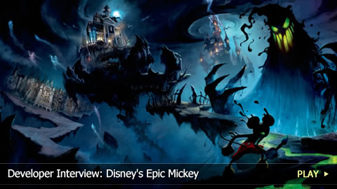 Developer Interview: Disney's Epic Mickey