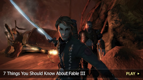7 Things You Should Know About Fable III