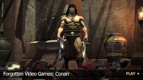 Forgotten Video Games: Conan