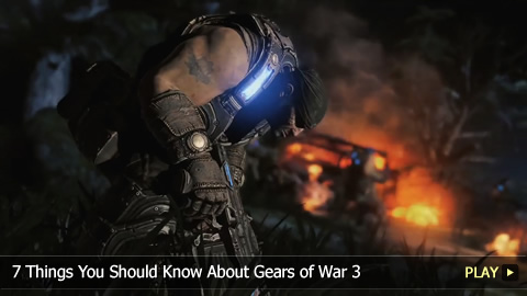 7 Things You Should Know About Gears of War 3