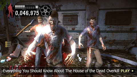 Everything You Should Know About The House of the Dead Overkill: Extended Cut 