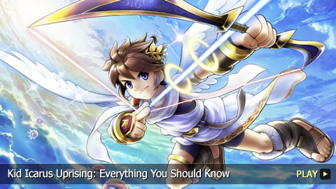 Kid Icarus Uprising: Everything You Should Know