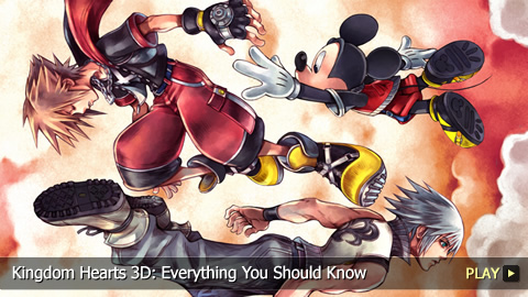 Kingdom Hearts 3D - Dream Drop Distance: Everything You Should Know