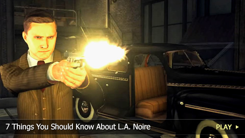 7 Things You Should Know About L.A. Noire