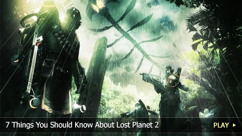 7 Things You Should Know About Lost Planet 2