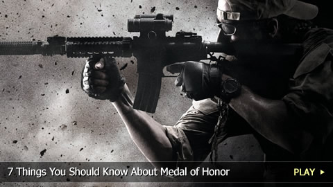 7 Things You Should Know About Medal of Honor