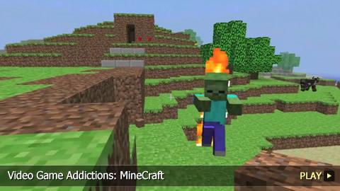 Видео прохождение игры - Minecraft