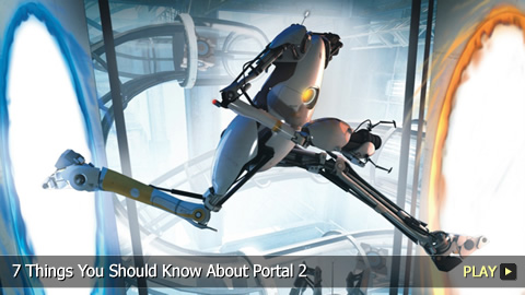 7 Things You Should Know About Portal 2