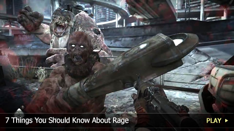 7 Things You Should Know About Rage