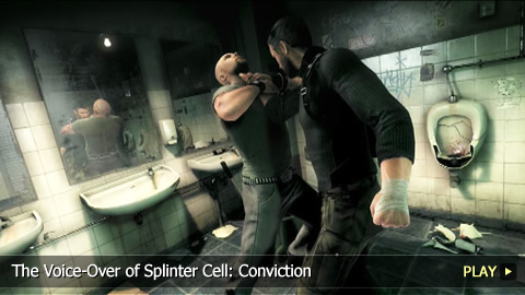 The Voice-Over of Splinter Cell: Conviction
