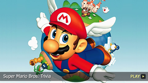 Super Mario Bros. Trivia