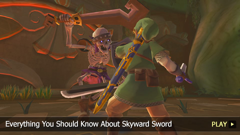 Everything You Should Know About The Legend of Zelda: Skyward Sword