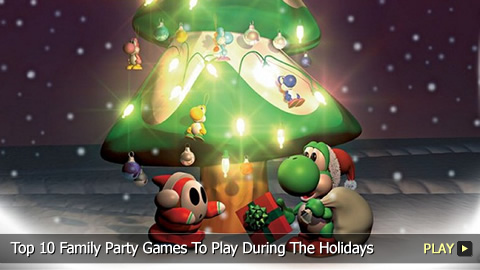 Top 10 Family Party Games To Play During The Holidays
