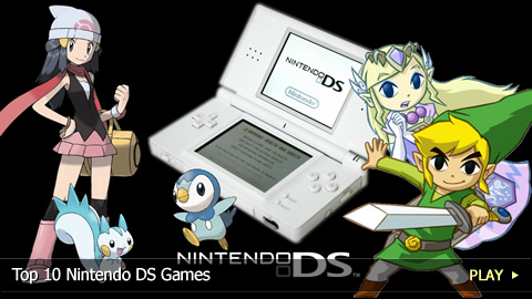 top 10 nintendo ds games. Black Bedroom Furniture Sets. Home Design Ideas