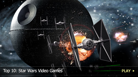 Top 10: Star Wars Video Games