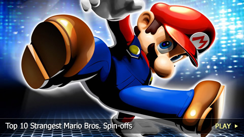 Top 10 Strangest Mario Bros. Spin-offs 