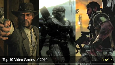Top 10 Video Games of 2010
