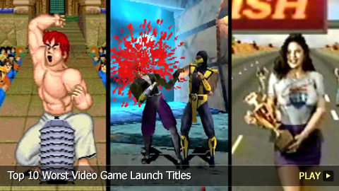 Top 10 Worst Video Game Launch Titles