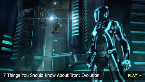 7 Things You Should Know About Tron: Evolution