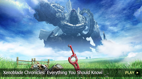 Xenoblade Chronicles: Everything You Should Know