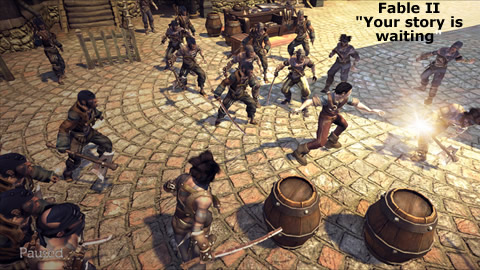 Game Preview: Fable 2
