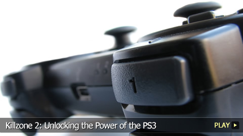 Killzone 2: Unlocking the Power of the PS3