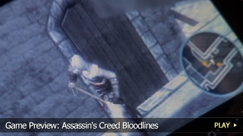 Game Preview: Assassin's Creed Bloodlines