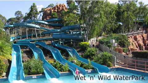 Travel To Orlando's Wet 'n Wild