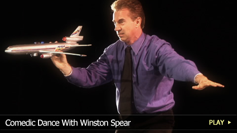 Comedic Dance With Winston Spear
