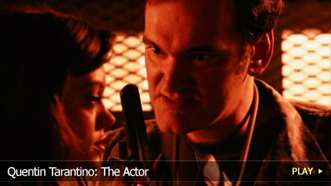 Quentin Tarantino: The Actor