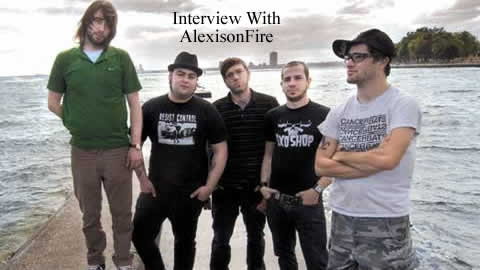 Interview with AlexisonFire