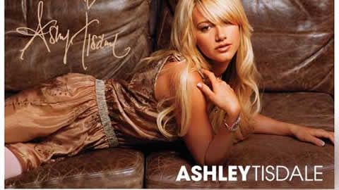 Ashley Tisdale Album Photoshoot