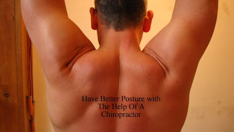 Solve Your Posture Problems with a Chiropractor