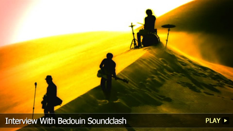 Interview With Bedouin Soundclash