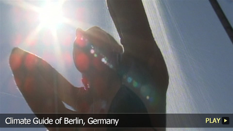 Climate Guide of Berlin, Germany