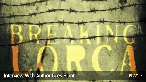 Interview With Author Giles Blunt