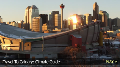 Travel To Calgary: Climate Guide