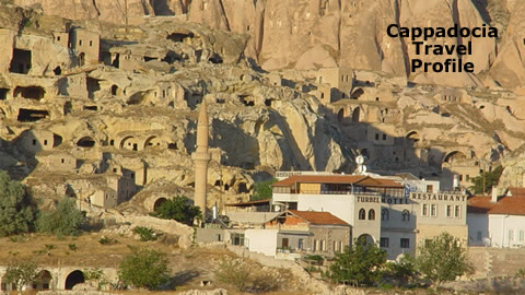 Travel To Cappadocia Turkey