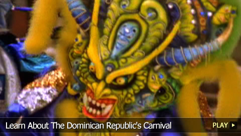 The Dominican Republic's Carnival